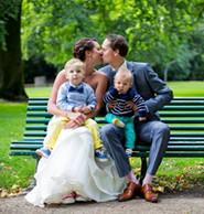 Foto bruiloft HipVogeltje.nl